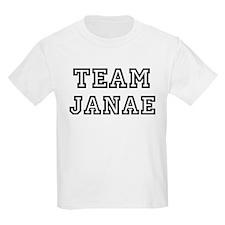Team Janae Kids T-Shirt