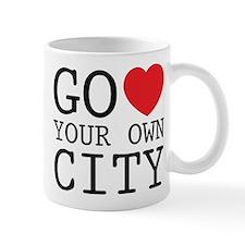 Go love your own City origina Mug