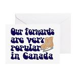 Popular forwards Greeting Cards (Pk of 10)