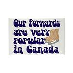 Popular forwards Rectangle Magnet (100 pack)