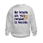 Popular forwards Kids Sweatshirt