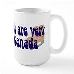 Popular forwards Large Mug