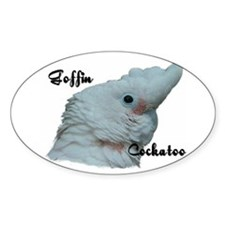 Goffin Oval Decal