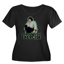 Princess Bride Fezzik Women's Plus Size Scoop Neck