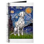 Starry /Dalmatian Journal