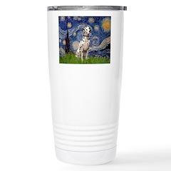 Starry /Dalmatian Travel Mug
