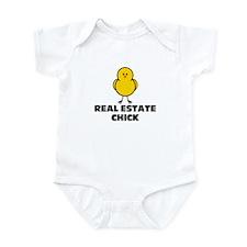 Real Estate Chick Infant Bodysuit