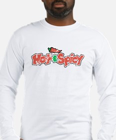 Hot & Spicy,  Long Sleeve T-Shirt