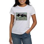 Gaur Bulls Photo (Front) Women's T-Shirt