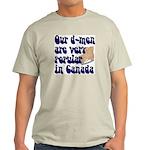 Popular defensemen Ash Grey T-Shirt