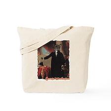 French Bulldog WASHINGTON Tote Bag