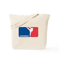 Taekwondo Tote Bag