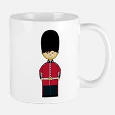 Cute British Royal Guard Mug (Small)