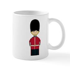 Cute British Royal Guard Mug (Small)