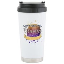 No Stage Thermos Bottle (12 oz)
