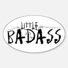 Little Bad Ass Decal