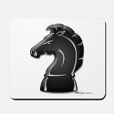 Chess Knight Mousepad