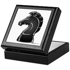 Chess Knight Keepsake Box