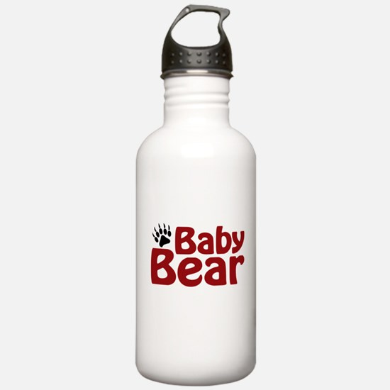 Baby Bear Claw Water Bottle