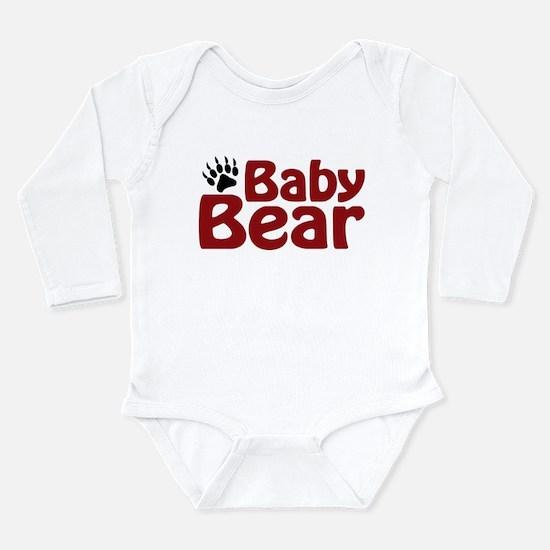Baby Bear Claw Onesie Romper Suit