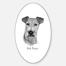 Irish Terrier Decal
