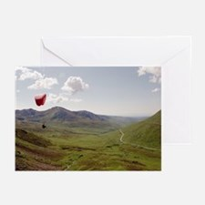 Summer Paraglide Greeting Cards (Pk of 10)