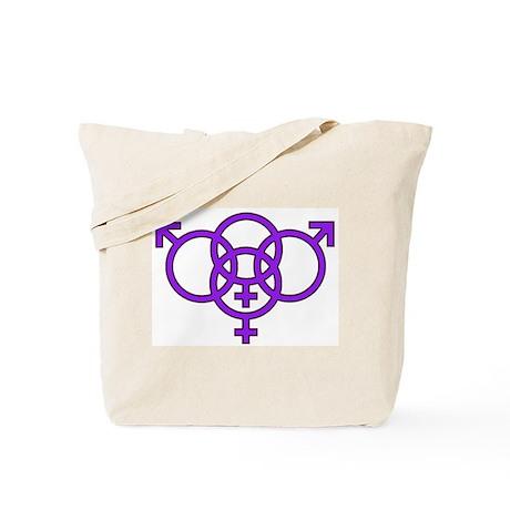 Swing Lifestyle Symbol Tote Bag