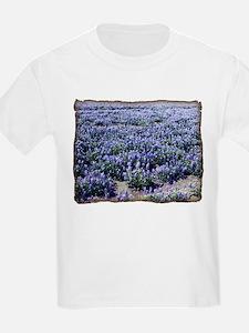 BlueBonnets Kids T-Shirt