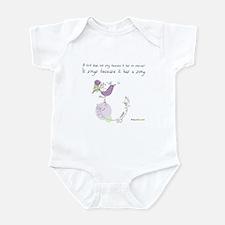 Bird: Infant Bodysuit