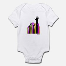Hands: Infant Bodysuit