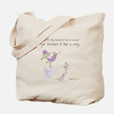 Bird: Tote Bag