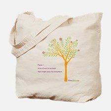 Tree: Tote Bag
