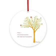 Tree: Ornament (Round)
