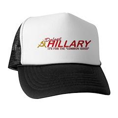 Defeat Hillary 2008 Trucker Hat