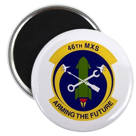 """46th Maintenance 2.25"""" Magnet (10 pack)"""