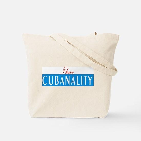 Cubanality Both Ways Tote Bag