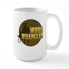 Word Wrangler Mug