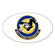 48th Flying Training Oval Bumper Stickers
