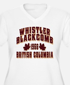 Whistler Old Style Crimson T-Shirt