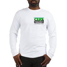 CERT Instructor Long Sleeve T-Shirt