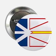 "Newfoundland Flag 2.25"" Button (10 pack)"