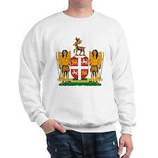 Newfoundland Coat of Arms Sweatshirt