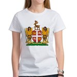 Newfoundland Coat of Arms Women's T-Shirt