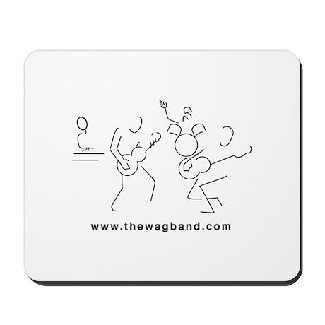 The Wag Mousepad