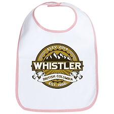 Whistler Tan Bib