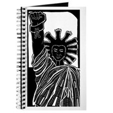 Black Statue of Liberty Journal