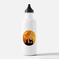Borzoi Water Bottle