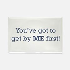 Get by me First Rectangle Magnet (100 pack)