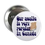 Popular goalie Button