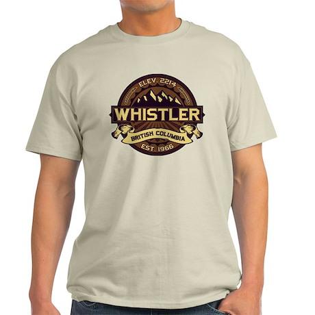 Whistler Sepia Light T-Shirt